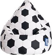 Pouf a sacco Bean Bag Fussball, SITTING POINT