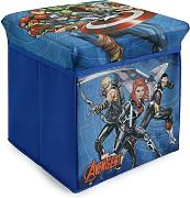 Pouf Contenitore The Avengers Di Marvel