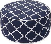 Pouf Rotondo degli Sgabelli per LUfficio Domestico dello Spogliatoio (Grey del Cammello) Poggiapiedi Gonfiabile