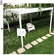 yorten Telo Impermeabile Ricambio per Gazebo 310g//m/² Bianco Crema 3x3m 100/% Impermeabile con Rivestimento in PVC