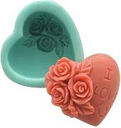 QINCH Allforhome San Valentino Rose Heart