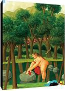 Stai cercando Quadri Canvas Botero? | LIONSHOME
