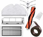 E25 Filtro Lavabile roborock Filtro lavapolvere Filtro S5 2 Pezzi aspirapolvere Robot E20