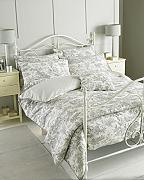 Riva Home Canterbury Tales SB D/Set Grey, Cotone,