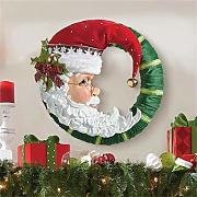Rmoon Natale Vetrofanie Bowknot Display Rimovibile