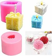 Rose Flower Box Candela Stampi in silicone Sapone