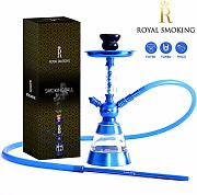 ROYAL SMOKING shisha design narghilè in acrilico