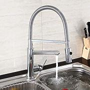 Rubinetto Pull Down Kitchen Sink Faucet with