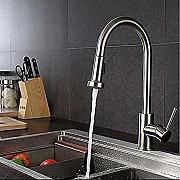 Rosso Waterful T190181 Rubinetto Lavello Cucina