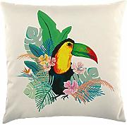 Rucomfy Pouf Cuscino Toucan – Indoor Outdoor