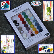 Screwpull - Set Segna Bicchieri - Glass Marker -