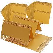 BESTOYARD 1/ /20/segnaposto da Tavolo per Matrimoni Numero Specchio Acrilico Numeri con Supporto Base per Festa di Nozze Decorazioni Oro