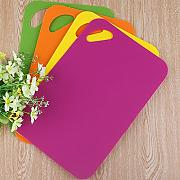 Set di 4 Bordi Taglienti PP Colorati Plastica