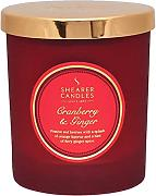 Shearer Candles Cranberry e Zenzero Candela