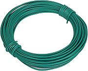 Shintop 50 metri giardino rivestito in plastica 1.8 mm Plant Twist Tie Garden training filo (verde)