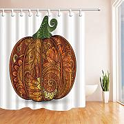 SHUHUI Decorazioni Halloween Pumpkin with