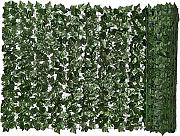 Siepe artificiale Green Leaf Faux Ivy recinto