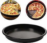 piatti utensili da cucina WENGE piatti Set di 4 teglie antiaderenti in acciaio al carbonio per pizza piatti piatti