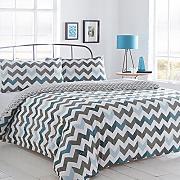 Sleepdown Sonno in Cotone Blu per Letto King