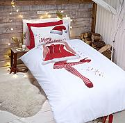 Sleepdown Santa & Mrs Claus Girl Set Copripiumino,