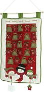 small foot company 5127 Calendario D'Avvento,
