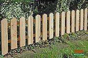 Steccato Per Giardino : Ottime idee per una recinzione da giardino low cost