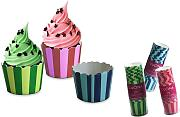 Stampo Dolci Carta Muffin 6X4,5Pz25 C112076