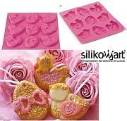 STAMPO IN SILICONE MY EASTER COOKIES/A di
