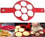 Stampo Per Pancake In Silicone Cucina Antiaderente