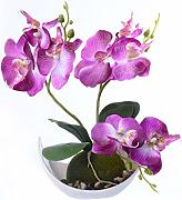 Steellwingsf farfalla artificiale orchidea bonsai