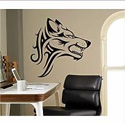 Super Cool Lupo Arrabbiato Wall Sticker Decal Art