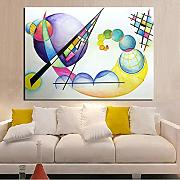 Suuyar Surrealismo Wassily Kandinsky Canvas Art