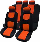 Swiftswan 9PCS Car Seat Covers Universal Fit Set