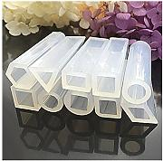symboat 10 pz/set Cuboids silicone stampo resina