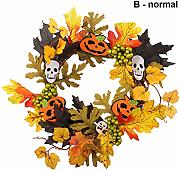 Symboat Accessori per halloween, ghirlanda