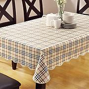 Table Cloths IT Pvc tovaglie,rotondo tavolino