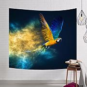 TAN-Z Serie animali mondo Tapestry, Wall Hanging