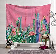 TAN-Z Serie di piante nordiche Tapestry, Wall