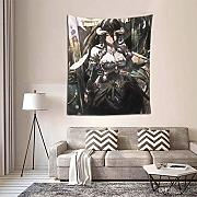 Tapestry Wall Hanging Decor, Anime Overlord Arazzi