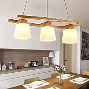 Stai cercando legno lampadario tavoli per ufficio lionshome - Lampada sospensione sopra tavolo altezza ...