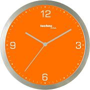 Technoline WT 9000 Orange Orologio da Parete,
