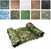 Tenda da sole Shade Net Sun Reticolato Camo Tende