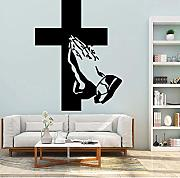 The Cross Wallstickers Adesivo Adesivo Decorazioni