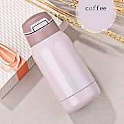 Thermos Cup Inacciaio Invistanza Lasks One Touch