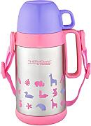 Thermos-Thermos inf.c/0,4l manico: rosa