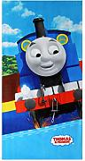 Thomas & Friends - Telo Mare per Bambini, 140 x 70