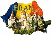 Time Traveler Go Bran Castle Romania - Calamita