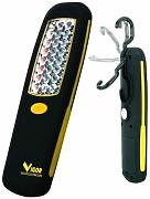 TORCE VIGOR LED WORK C/GANCIO