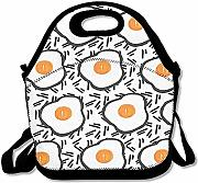 Tote Gourmet Divertente Sun Eggs Lunch Bag Tote