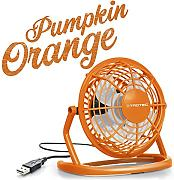TROTEC Mini Ventilatore USB TVE 1O Pumpkin Orange